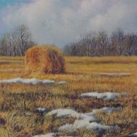bale-field-snow