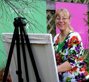art-in-garden-Judy Leila Schafers