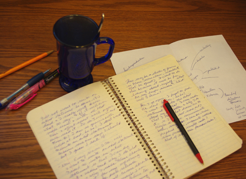 notebook-blue-mug